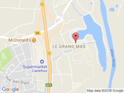 Plan Google Stage recuperation de points à Issoire