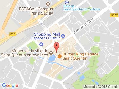 Plan Google Stage recuperation de points à Montigny-le-Bretonneux