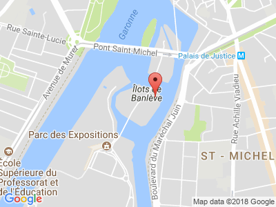 Plan Google Stage recuperation de points à Toulouse