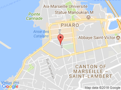 Plan Google Stage recuperation de points à Marseille