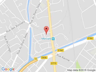 Plan Google Stage recuperation de points à Tourcoing
