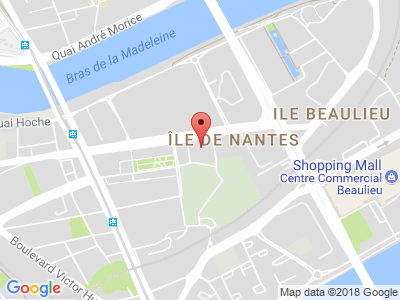 Plan Google Stage recuperation de points à Nantes