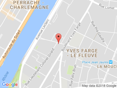 Plan Google Stage recuperation de points à Lyon