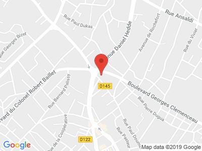 Plan Google Stage recuperation de points à Royan