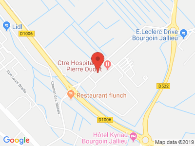 Plan Google Stage recuperation de points à Bourgoin-Jallieu