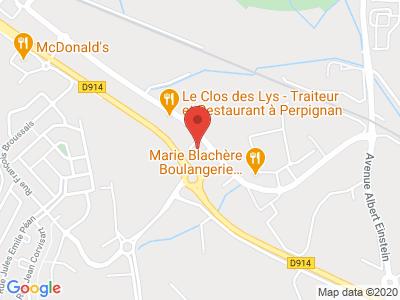Plan Google Stage recuperation de points à Perpignan
