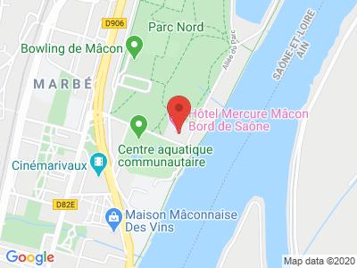Plan Google Stage recuperation de points à Mâcon