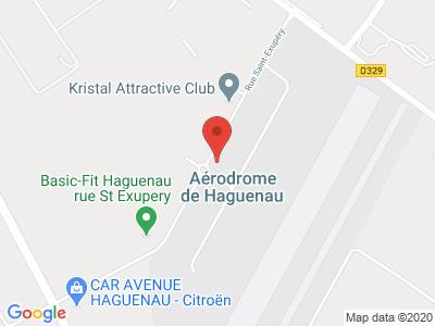 Plan Google Stage recuperation de points à Haguenau