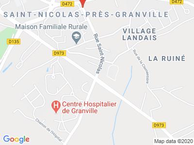 Plan Google Stage recuperation de points à Granville