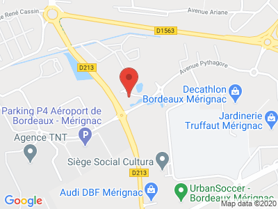 Plan Google Stage recuperation de points à Mérignac