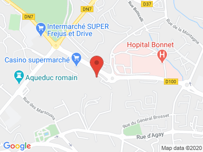 Plan Google Stage recuperation de points à Fréjus