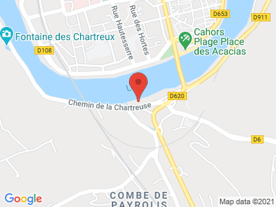 Plan Google Stage recuperation de points à Cahors