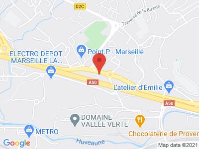 Plan Google Stage recuperation de points à Marseille